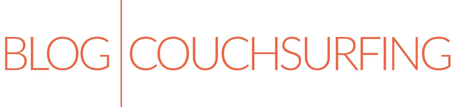 Couchsurfing Blog